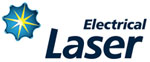Laser Electrical logo.