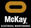 McKay Electrical logo.